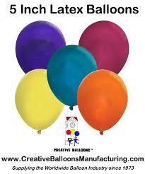 balloons wholesale 5 inch balloons wholesale creative balloons mfg