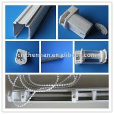 Roman Shade Parts - roman blind components control unit curtain chain metal bracket