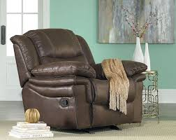 huxford coffee glider recliner recliners and rockers living