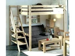 lit mezzanine 1 place avec bureau conforama lit superpose 2 personnes brice lit superposac enfant contemporain