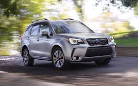 subaru forester interior 2017 2018 subaru forester features subaru