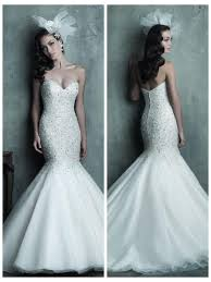 beaded wedding dresses mermaid beaded wedding dress cheap 2015 mermaid wedding dress