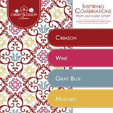 Colorcombinations Color Combination Featuring January U0027s Birthstone Garnet