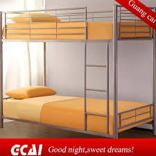 Comfortable Good Modern Metal Design Bunk Beds For Hostels Buy - Good quality bunk beds