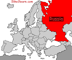 russia in europe on map russia gif