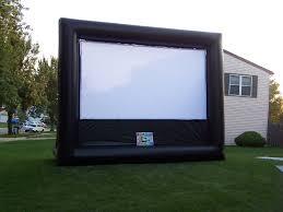 backyard movie theater rentals backyard and yard design for village