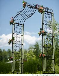 wedding arches in edmonton simple wedding arch ideas for simple and budget friendly