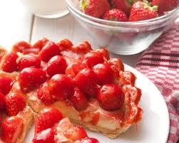 aux fraises cuisine recette tarte aux fraises simple