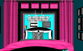 fascinating 60 black white and pink bedroom inspiration
