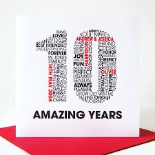 personalized anniversary card wedding invitations dallas birthday