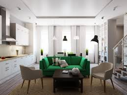Studio Decorating Ideas by Beauteous 60 Green Apartment Decorating Inspiration Design Of 10