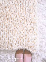 how to arm knit a blanket in one hour simplymaggie com