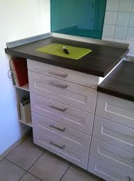 kitchen countertop material how to elevate ikea metod kitchen countertop ikea hackers
