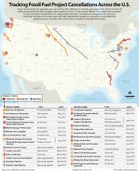 Keystone Xl Pipeline Map It U0027s Not Just Dakota Access Many Other Fossil Fuel Projects