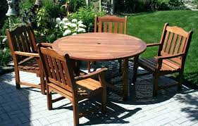 Wooden Patio Table And Chairs Patio Table And Chairs Home Depot Outdoor Dining Table