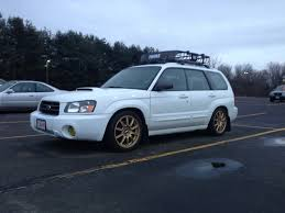 white subaru forester 2006 03 u002705 aspen white 5mt fxt subaru forester owners forum