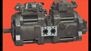 kawasaki hydraulic pump repair excavator hydraulic pumps