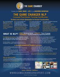 language setting pattern used in society neurolinguistic programming the game changer