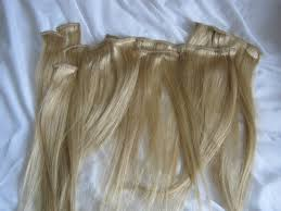How To Make A Halo Hair Extension by Halo Hair Extensions Golden Blonde 24 Review Steph Style