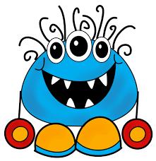 monster clipart kids cute monster clip art image cute clipartix