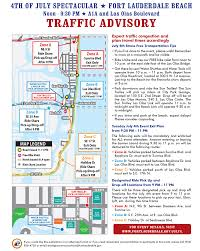 Fort Lauderdale On Map City Of Fort Lauderdale Fl 4th Of July Spectacular