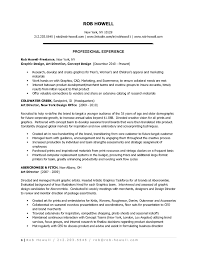 Targeted Resume Template Good Resume Examples Examples Of Resumes Resume Examples Good