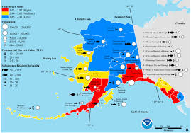 Petersburg Alaska Map by Southwest Southeast Alaska Face Highest Risks From Ocean