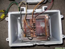 wiring help 277 volt industrial 400 watt mh