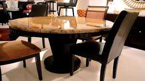 Round Stone Patio Table by Furniture Fascinating Granite Dining Room Tables Round Stone Top