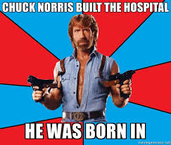 Chuck Norris Meme - the best chuck norris jokes in honor of his 77th birthday houston