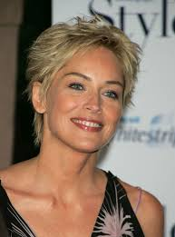 hairstyles for heavy women over 50 sharon stone 1 sharon stone pinterest sharon stone stone