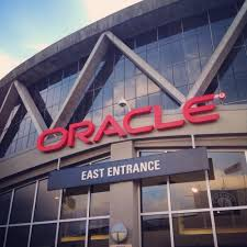 Oracle Arena Map East Entrance Yelp