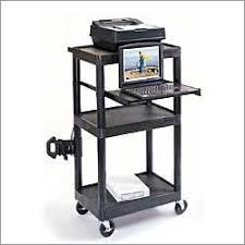 stand up l with shelves c lt45 24 stand up laptop desktop computer cart