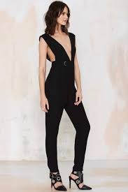 plunging jumpsuit gal plunging jumpsuit rompers jumpsuits