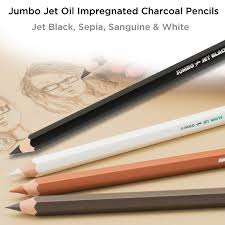 jerry u0027s jumbo jet charcoal pencils jerry u0027s artarama