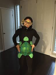 Halloween Pregnant Shirt Halloween Pregnancy Costume 2014 Turtle Grace Ling Yu