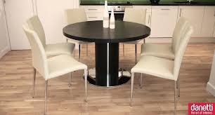 white round extendable dining table and chairs plastic folding chairs intended for your home elegant white plastic