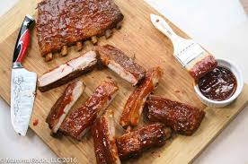 foolproof easy bbq ribs mamma rocks the kitchen