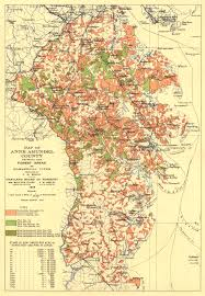 Md County Map Map Of Anne Arundel County Showing The Forest Areas By Commercial
