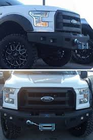 nissan frontier winch bumper 60 best ford f150 bumper images on pinterest lifted trucks
