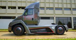 concept semi truck cummins all electric powertrain concept semi truck sia magazine
