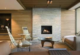 seattle stone veneer fireplace living room contemporary with
