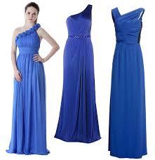 royal blue bridesmaid dresses 100 blue bridesmaid dress with one shoulder elite wedding looks