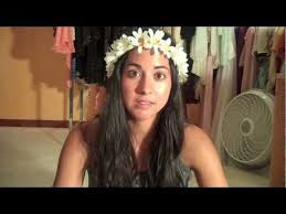 hippie flower headbands diy hippie flower headband