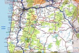 political map of oregon popular 184 list road map of oregon