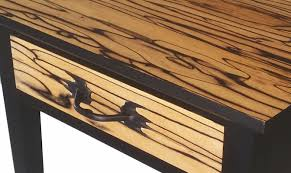 white stain on wood table white ebony table the wood veneer hub blog the wood veneer hub
