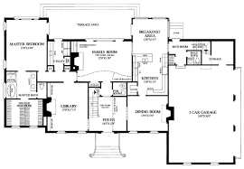 plantation floor plans house plan 86207 at familyhomeplans
