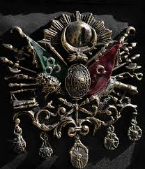 Ottoman Emblem Royalty Free Ottoman Coat Of Arms Pictures Images And Stock