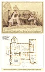 Plan Of House by 1403 Best Floor Plans Images On Pinterest Vintage Houses