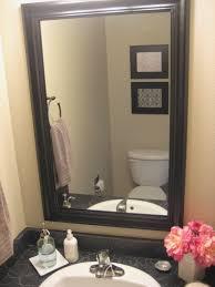 Fancy Bathroom Mirrors by Colorful Bathroom Mirrors Awesome Fancy Bathroom Wall Mirrors